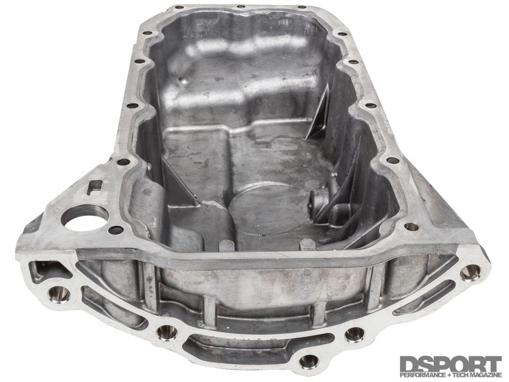 Oil pan for the ECOBOOST 1.6L