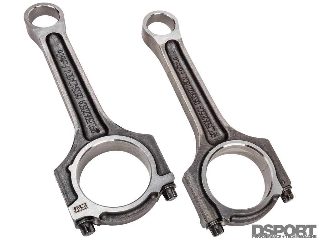 Connecting Rods for the ECOBOOST 1.6L
