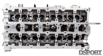Cylinder head for the ECOBOOST 1.6L