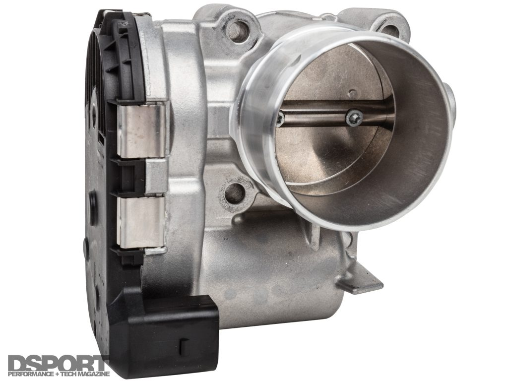 Throttle body for the ECOBOOST 1.6L