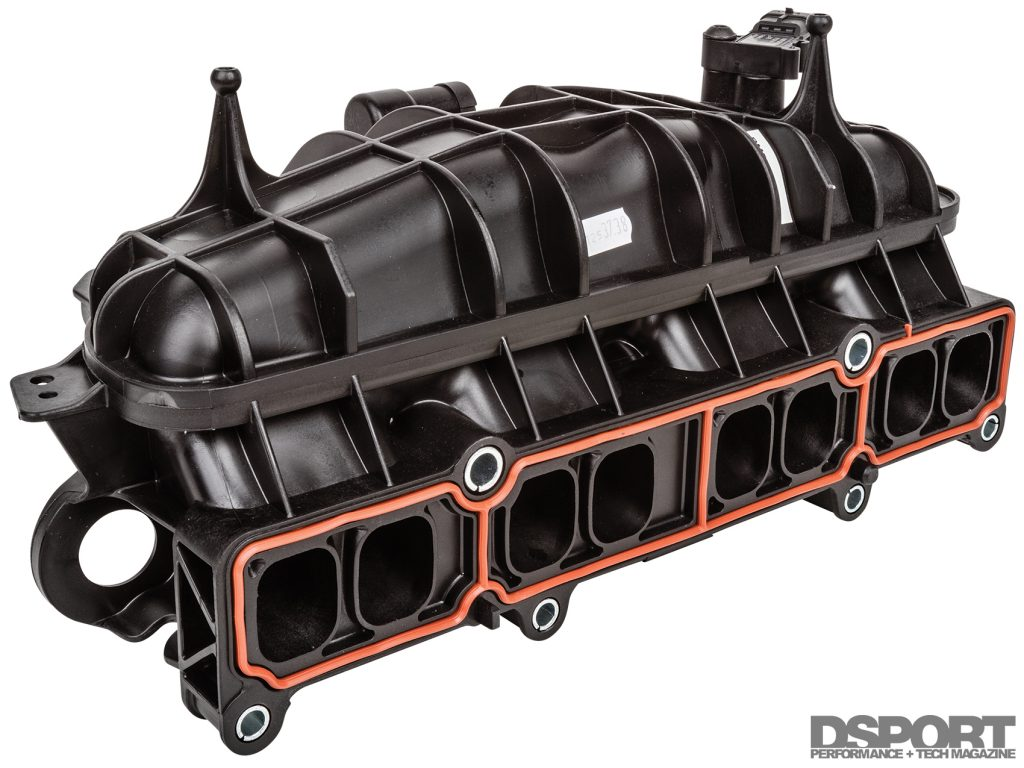 Intake manifold for the ECOBOOST 1.6L