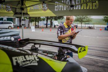 GRR Racing Crew Chief Anthony Philleo
