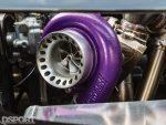 Precision PT6466 turbo in Bruzewski's EVO VII