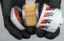 Oil Filter Inspection