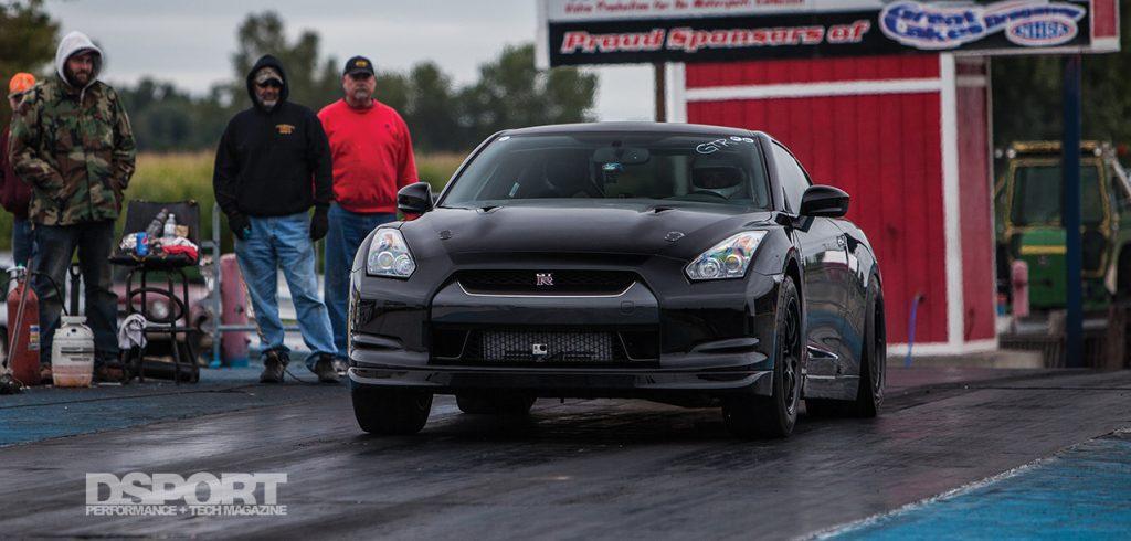 AMS Alpha Performance GT-R Omega