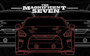 The Magnificent Seven R35 GT-Rs