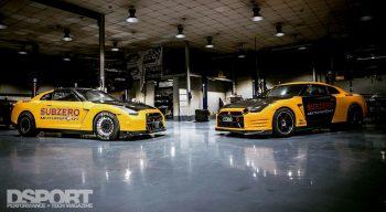 Subzero Racing R35 GT-R