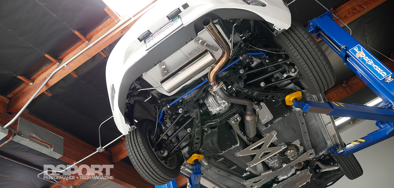 Intake and Muffler Upgrades Breathe Life into the 2016 Mazda MX-5