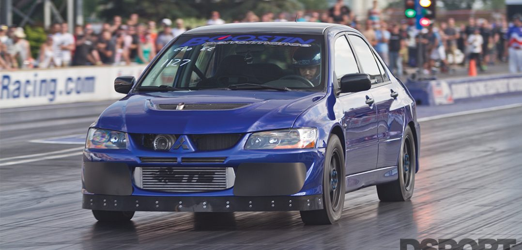 9 2-Sec Daily Mitsubishi EVO VIII | Streetable and Nearly