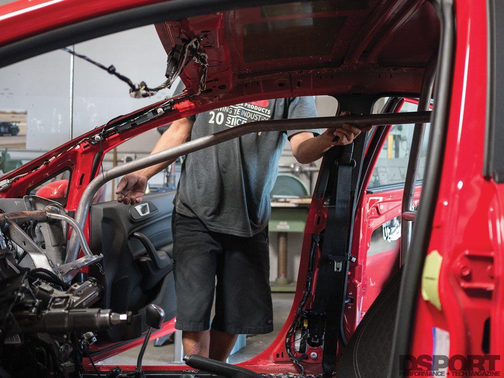 Ford Fiesta ST Build Part 3.5
