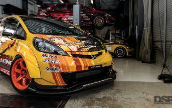 J's Racing Honda Fit