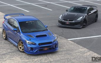 Original Runduce STI & GTR