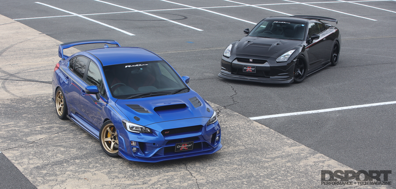 Original Runduce STI & GTR