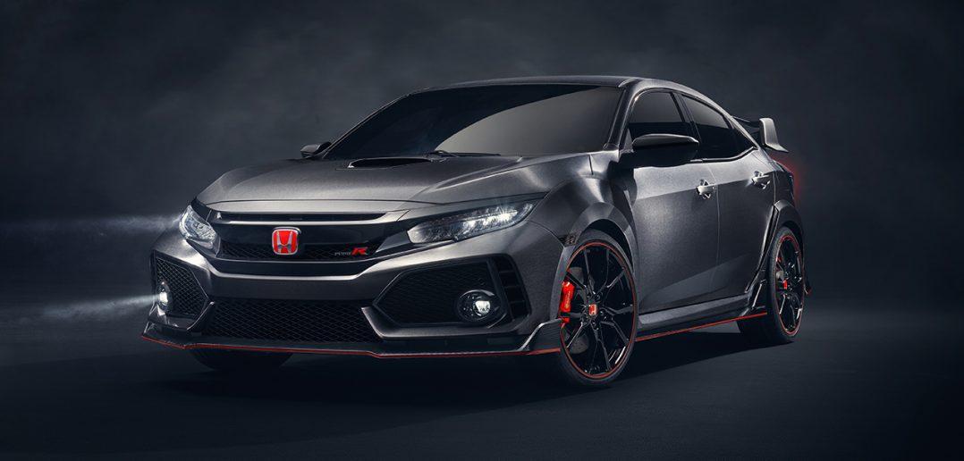 Honda Civic Type R is heading to the U.S
