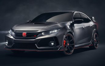 Honda Civic Type R is heading to the U.S