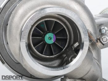 Project Fiesta ST gets a turbo
