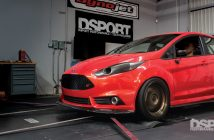 Project Fiesta ST gets a turbo