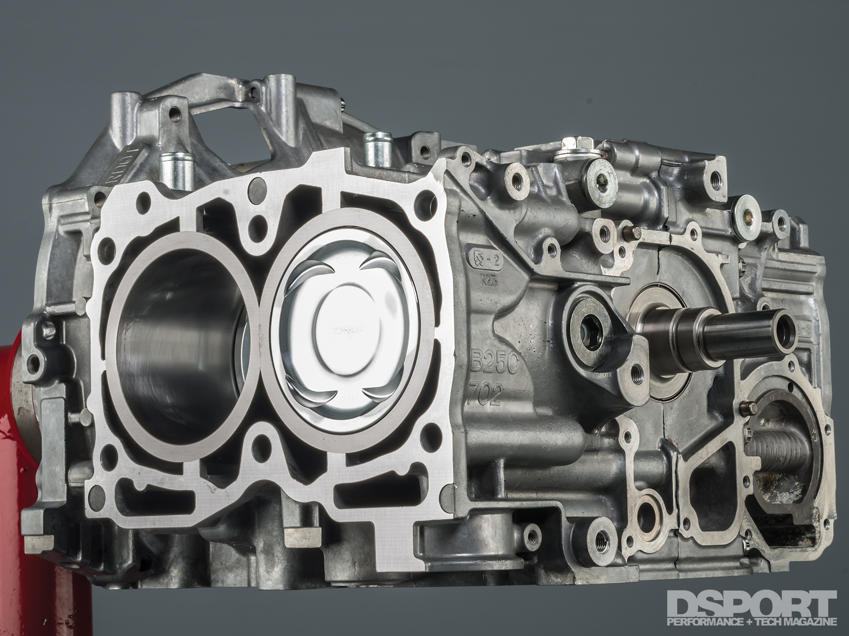Subaru EJ257 Bottom-End Breakdown - DSPORT