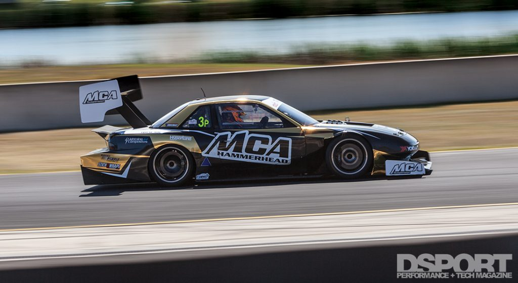Record setting MCA Hammerhead at the 2016 World Time Attack Challenge