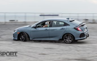 2017 Honda Civic First Drive