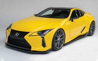 DSPORT Lexus LC500 Engine Build