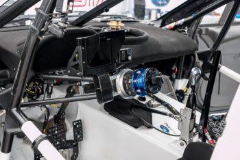 GRC Subaru WRX STI cockpit