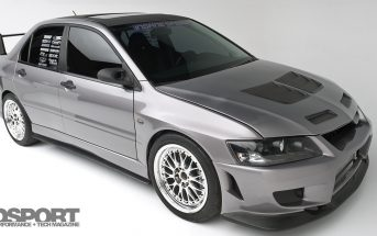 Insane Speed 4G64 EVO IV