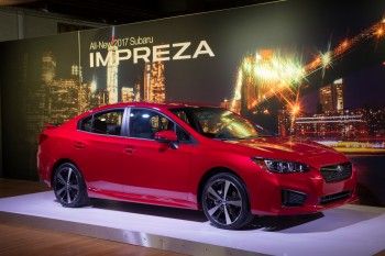 Courtesy of Subaru - 2017 Subaru Impreza