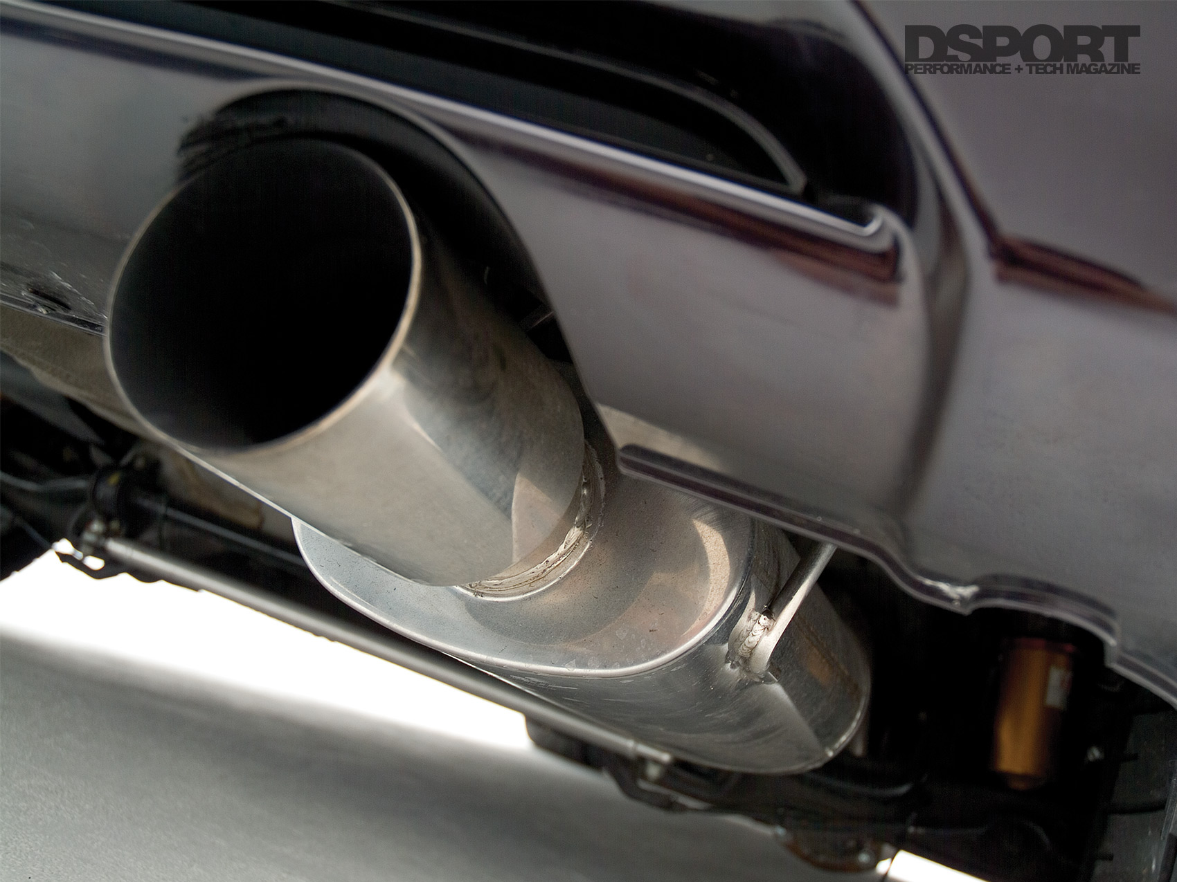 db7 integra exhaust