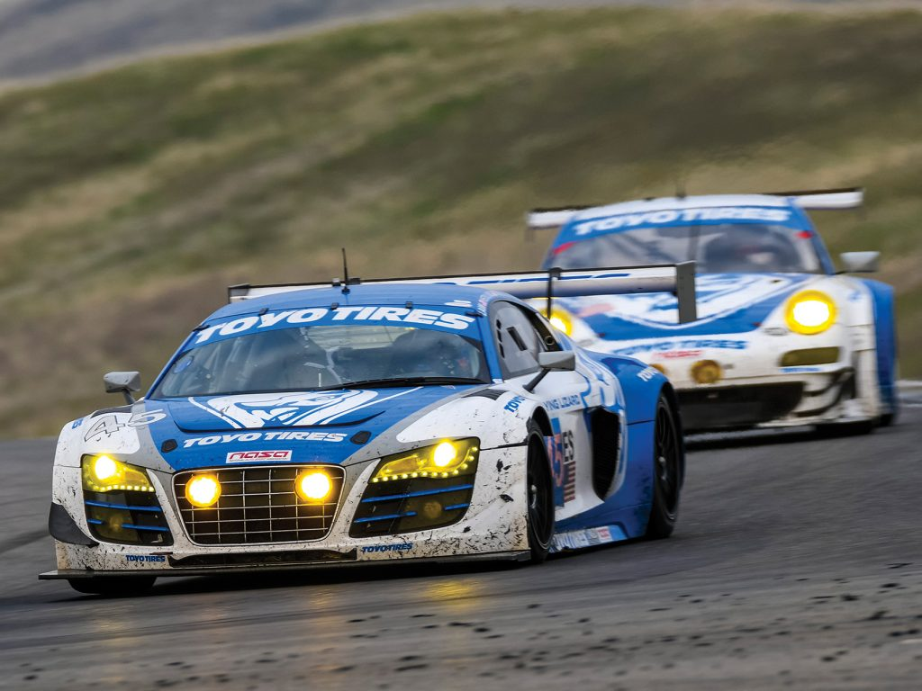 25 hours at Thunderhill