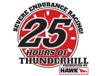 25 hours at Thunderhill Logo