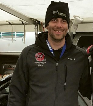 Churck Hurley at the 25 hours ofThunderhill