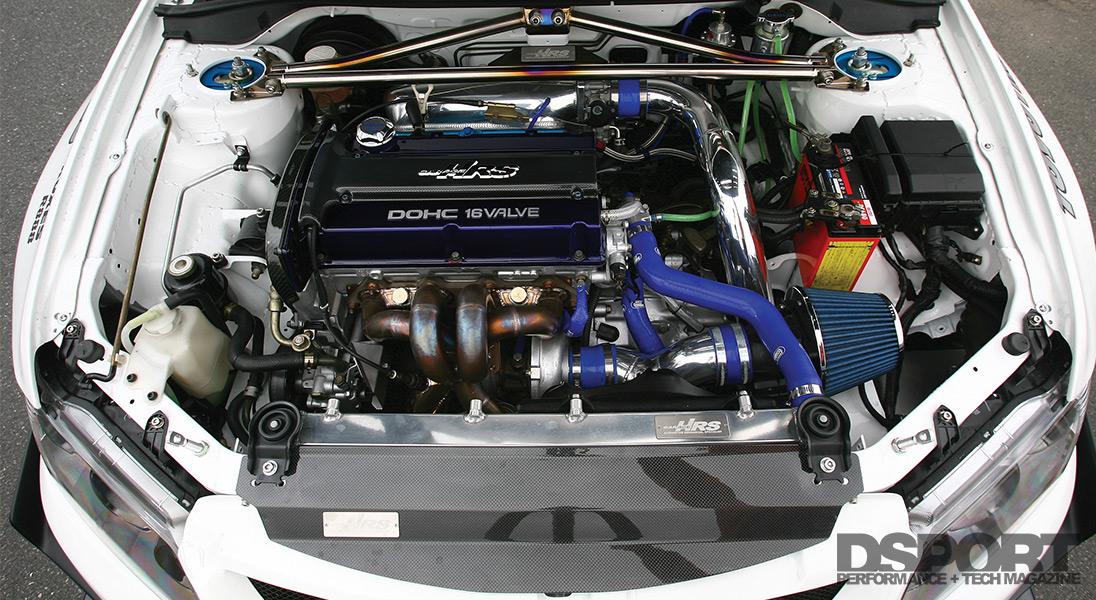 592 WHP 2 3 Liter Evo IX | Built to Race