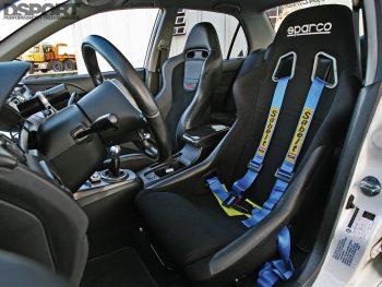 Ivan Evo 8 Sparco Seat