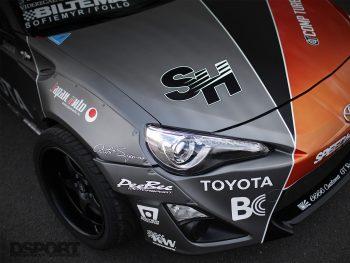 Aasbo's drifting GT86