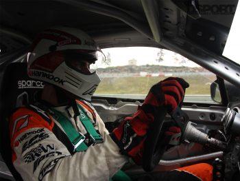 Aasbo in Aasbo's drifting GT86