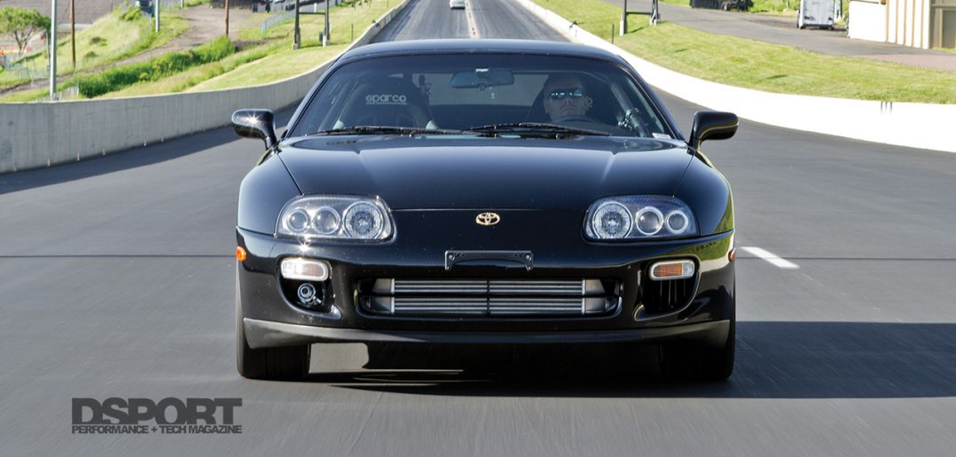 Big Boost High-Powered Street 1,168WHP Supra