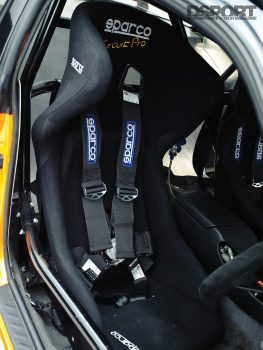Mishimoto S13 Sparco Seat