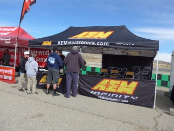 Boost Fest 2017 AEM Electronics Booth