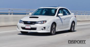 Test & Tune 2011 WRX Lead