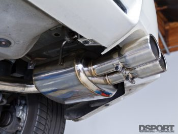 Test & Tune 2011 WRX ARK Exhaust