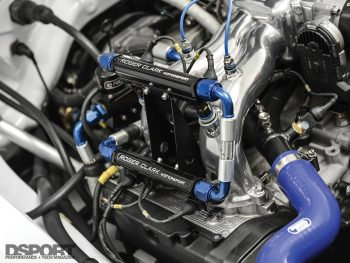 EJ20 in the Gobstopper II from Roger Clark Motorsports