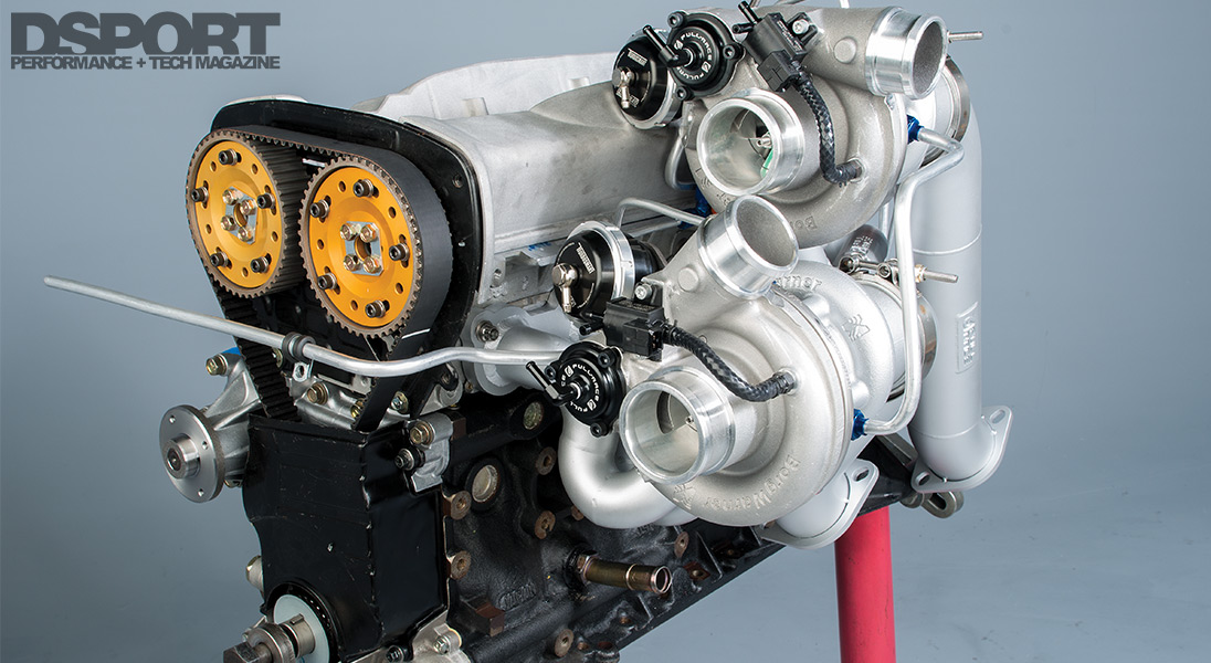 D'GARAGE Nissan R34 GT-R Part Two: New Turbos and New Personality