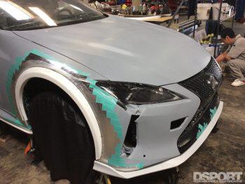 Lexus LC 500 concept the LC 560