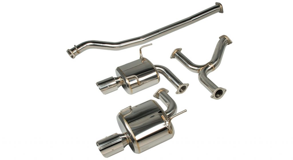 STI Remark Exhaust