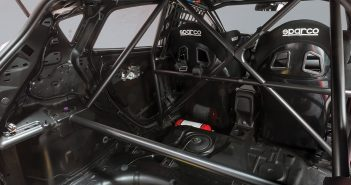 Roll Cage Racer Safety Tech
