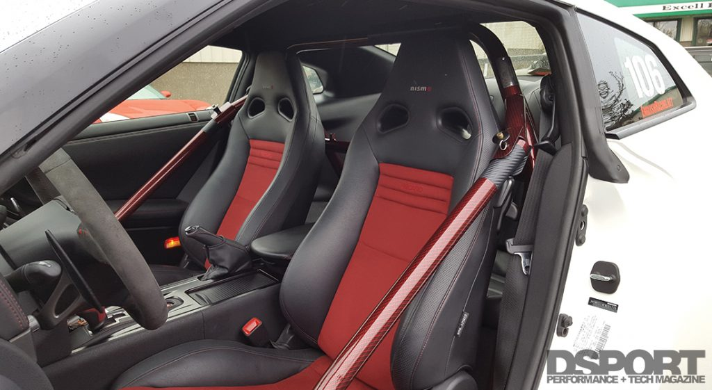 GT-R Roll Cage