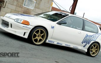 Hypersports Civic Lead