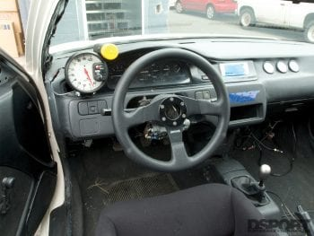 Hypersports Civic Steering Wheel