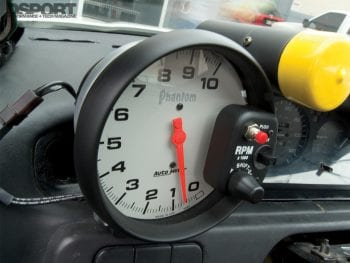 Hypersports Civic Tach
